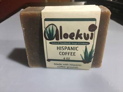 Hispanic Coffee Soap