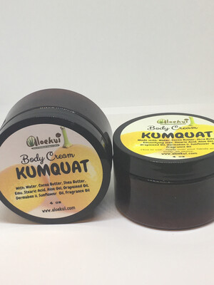Kumquat Lotion 8 oz Bottle