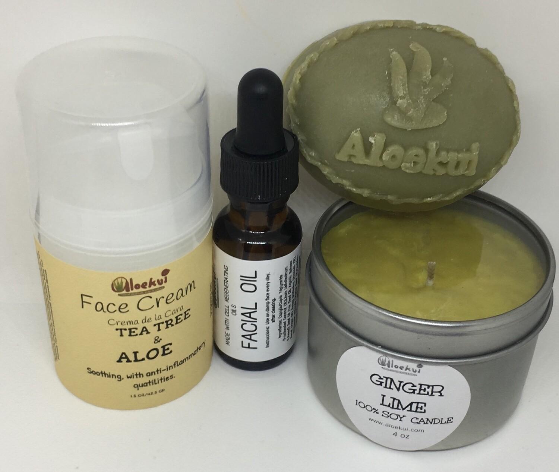 Rejuvenating Aloekui Face Awesomes