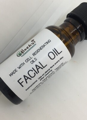 Cell Regenerating Face Oil