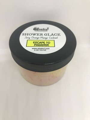 SHOWER GLACE- Escape to Paradise