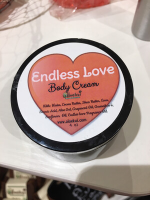 Endless Love Hand & Body Lotion 4.5 Oz