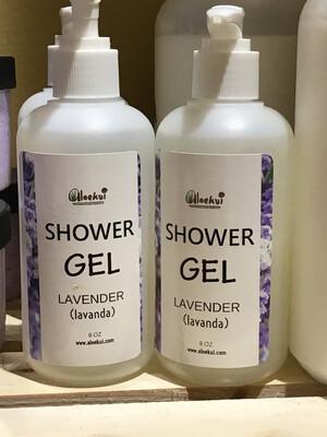 Lavender   Shower Gel.