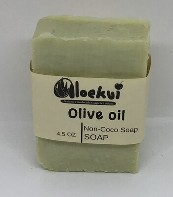 Non-coco Olive Oil Soap