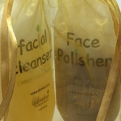 FACE CLEANSER/POLISHER