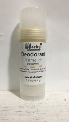 Kumquat  Deodorant - All Natural