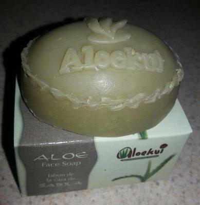 Tea Tree Aloe Face Soap -Jabon de Sábila y Melaleuca  para la cara