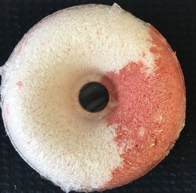 DONUT BATH BOMB - CHILLY PEPER
