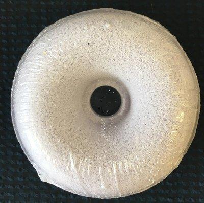 DONUT BATH BOMB - LAVENDER