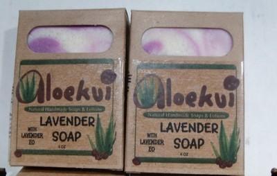 SERENE Lavender Soap