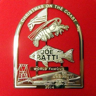 2014 - JOE PATTI SEAFOOD