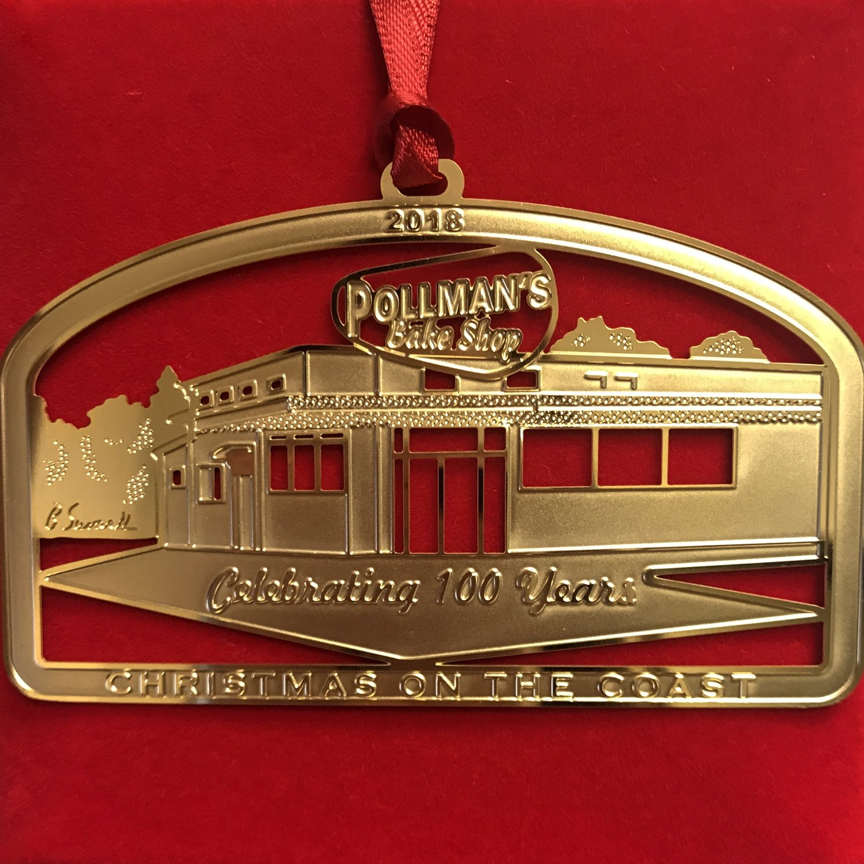2018 - POLLMAN'S BAKE SHOP