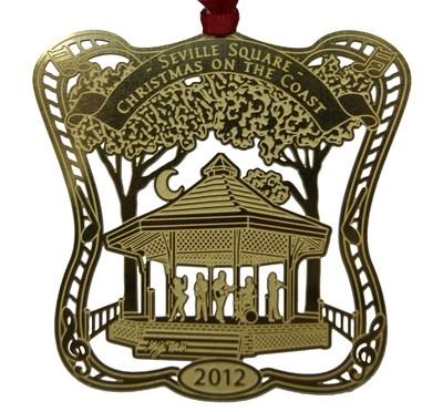 2012 - SEVILLE SQUARE GAZEBO