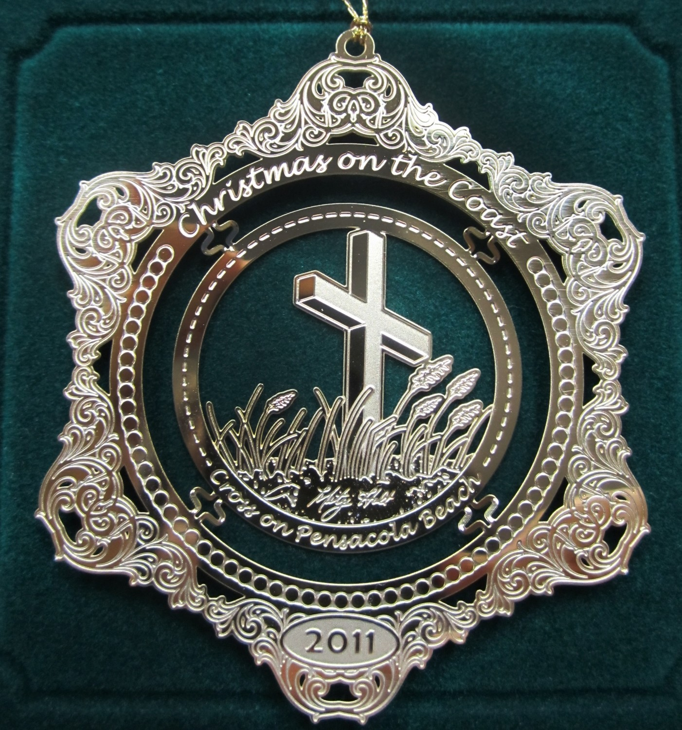 2011 - CROSS ON PENSACOLA BEACH