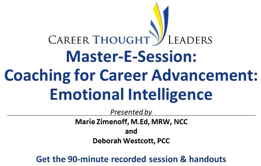 Master E Session Coaching For Career Advancement Emotional