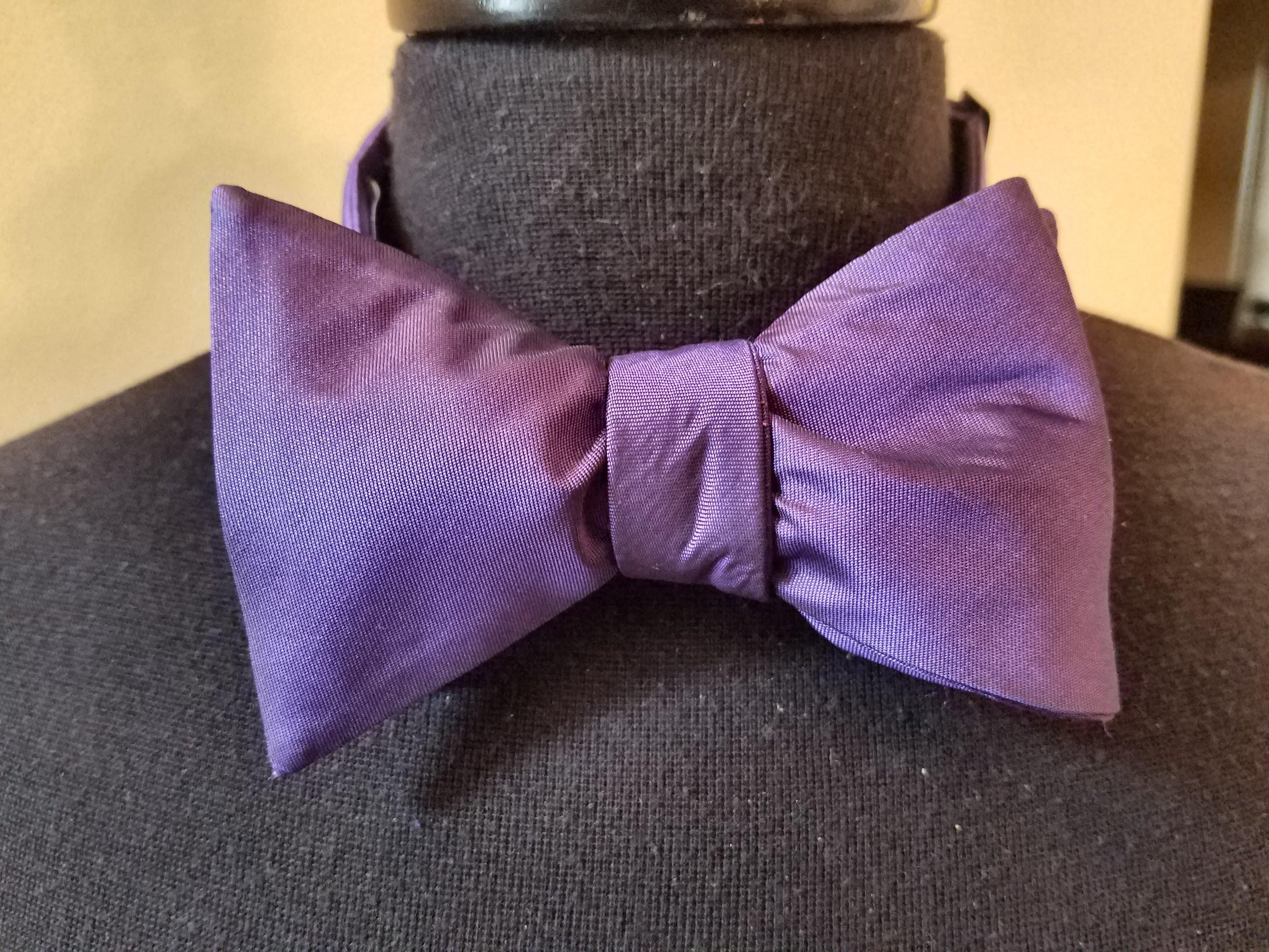 Purple Rain - Bowtie PRB004