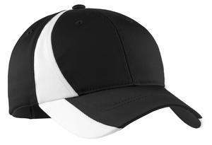 Cap with Embroidered Logo
