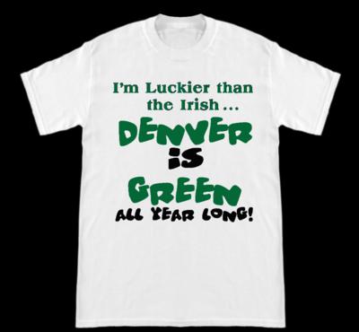 Luckier Than The Irish