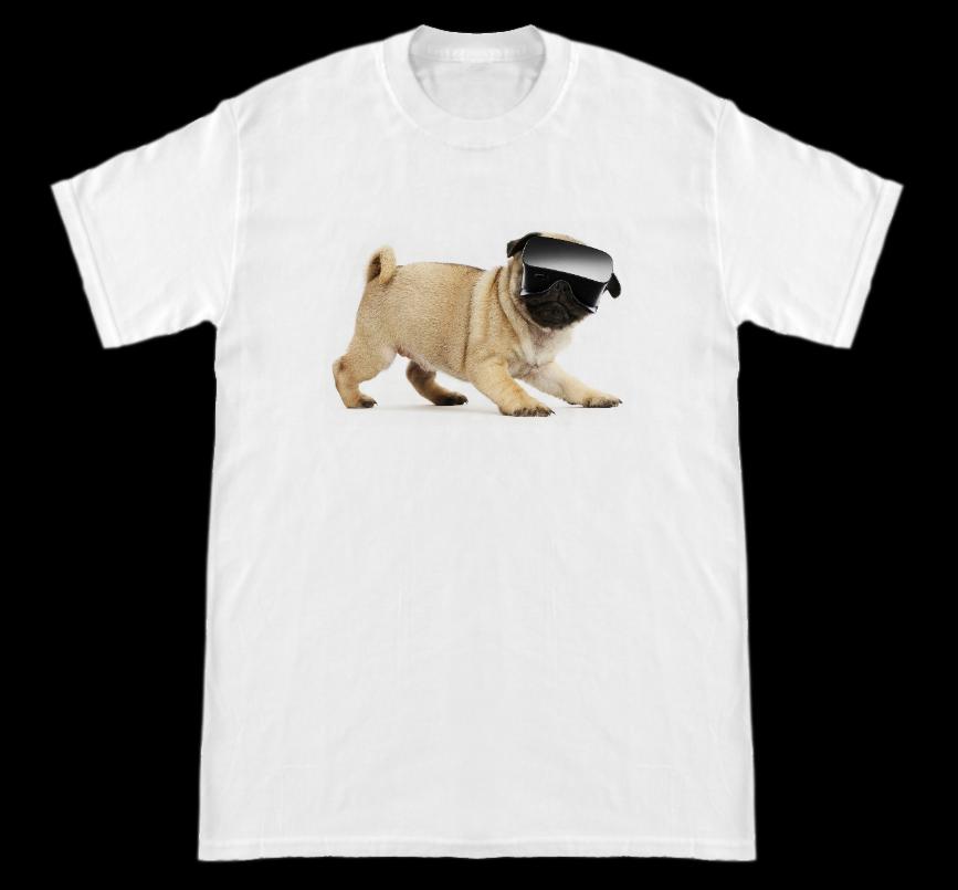 VR Pug