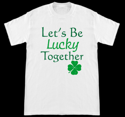 Lets Be Lucky Together