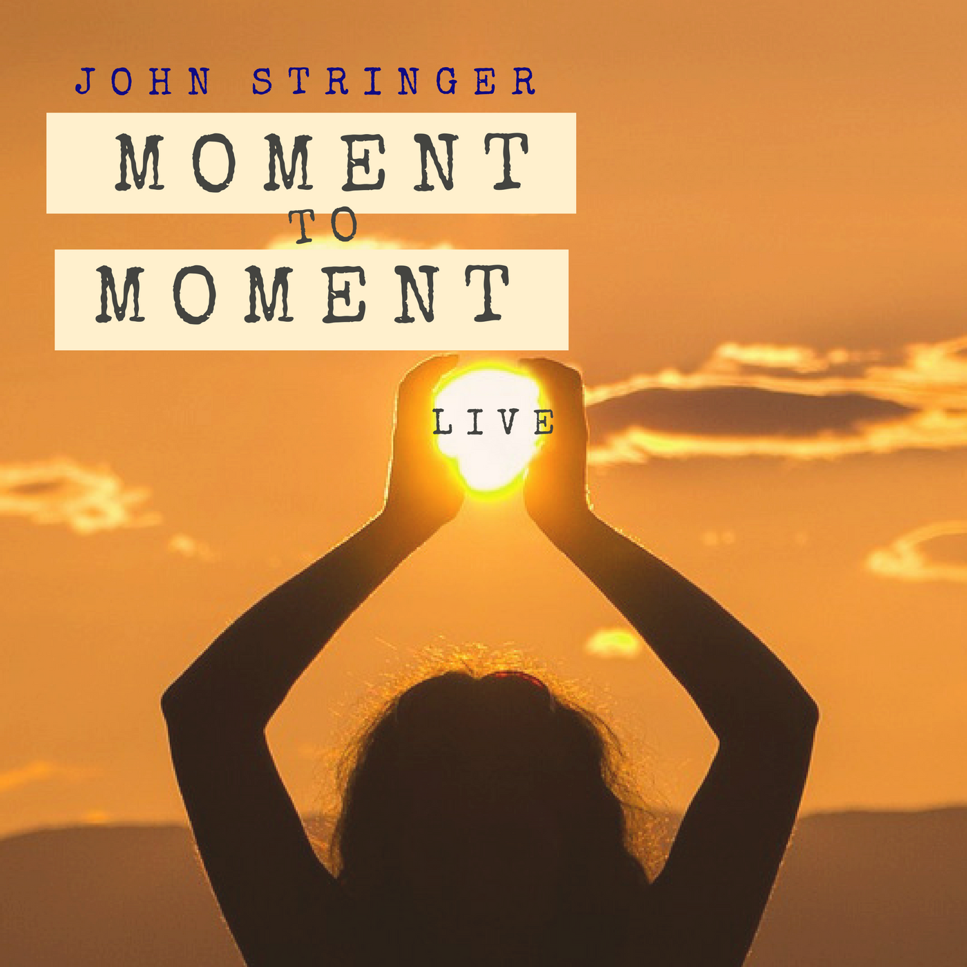 """Autographed """"Moment to Moment"""" (Live) CD MTM-1111"""