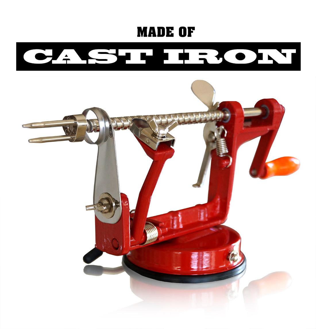Cast Iron Apple Peeler