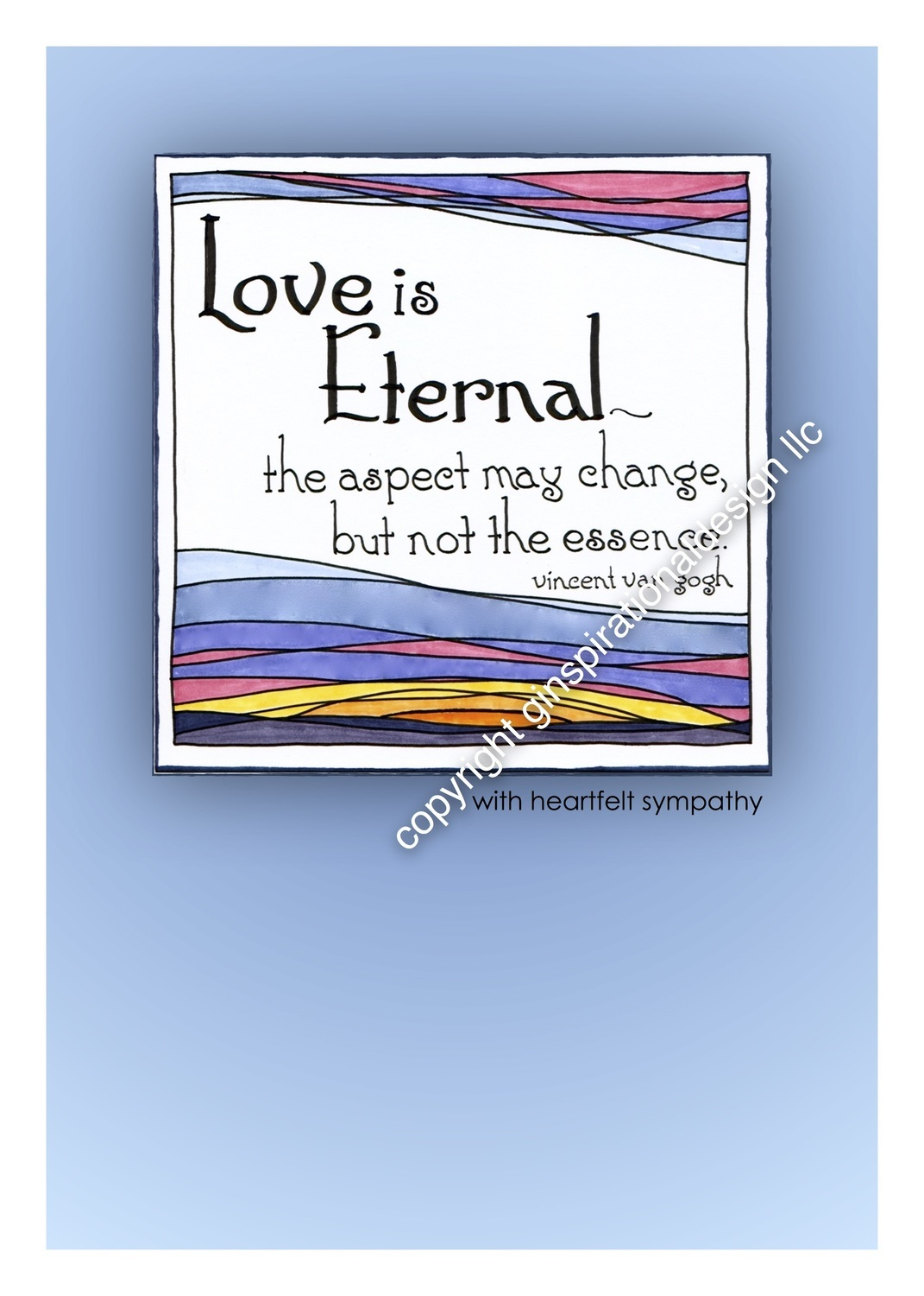 Love is eternal