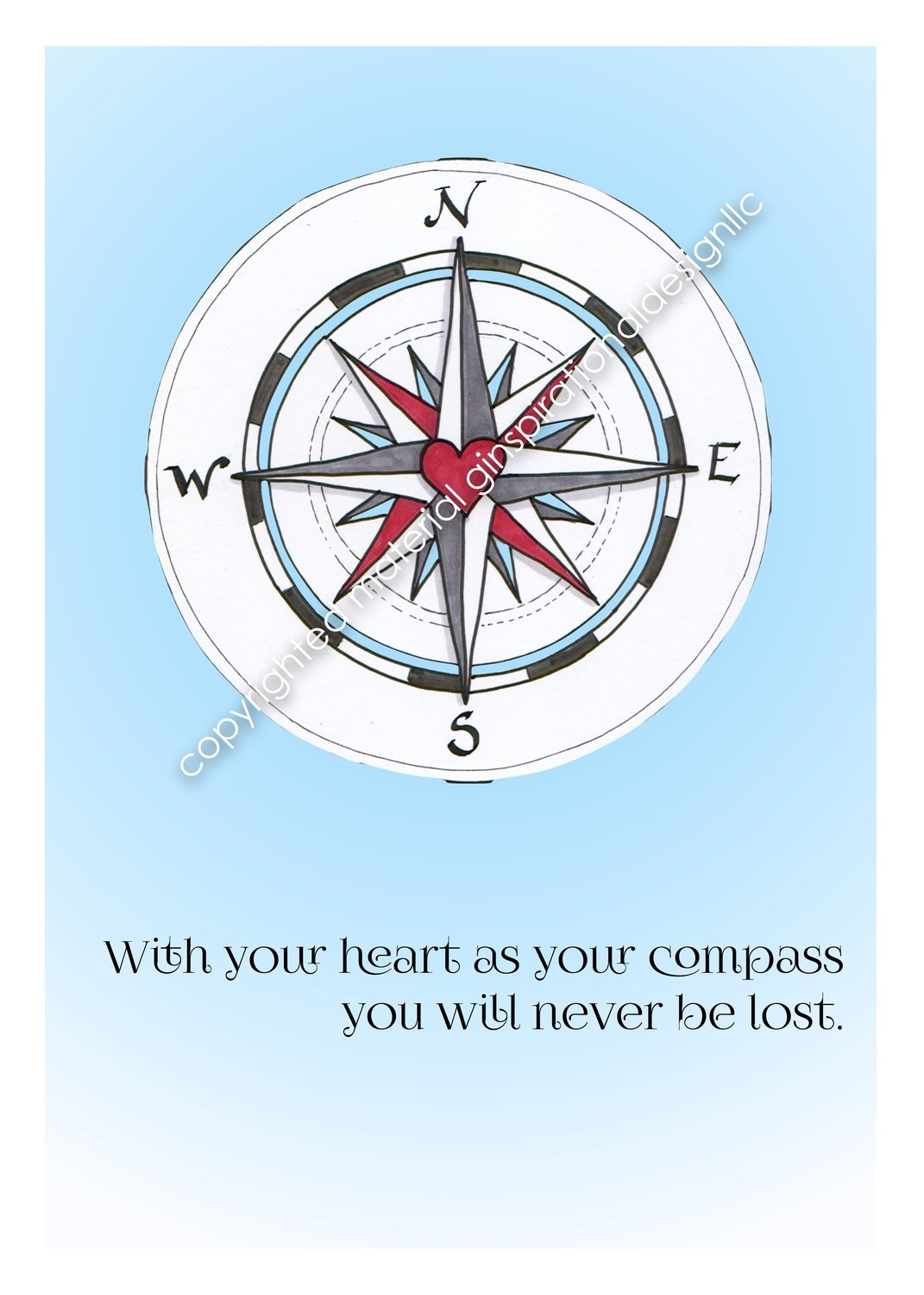 heart as your compass