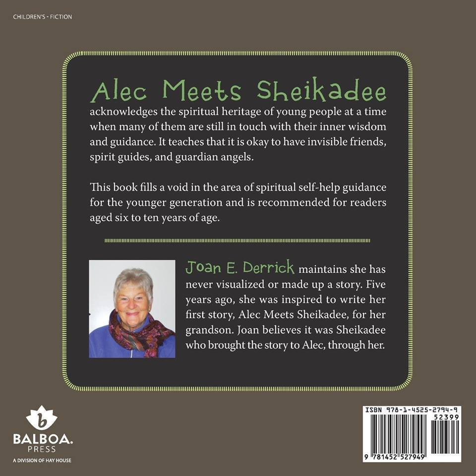 Alec Meets Sheikadee-signed by Author