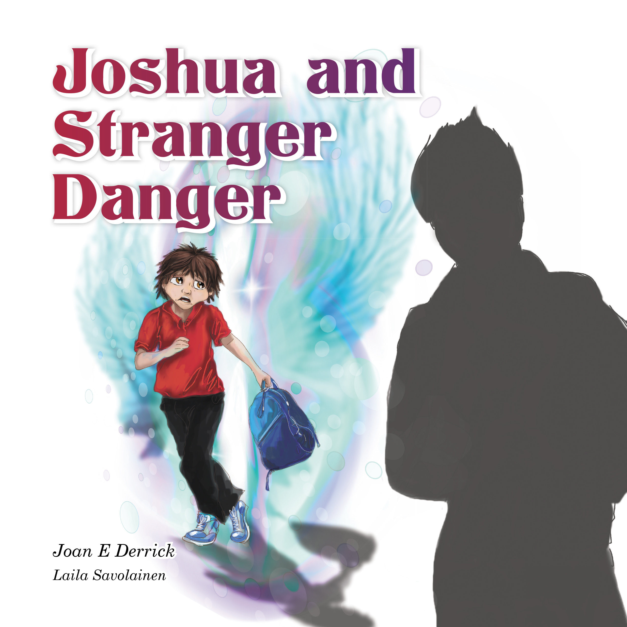 Joshua and Stranger Danger - Hard cover 00002