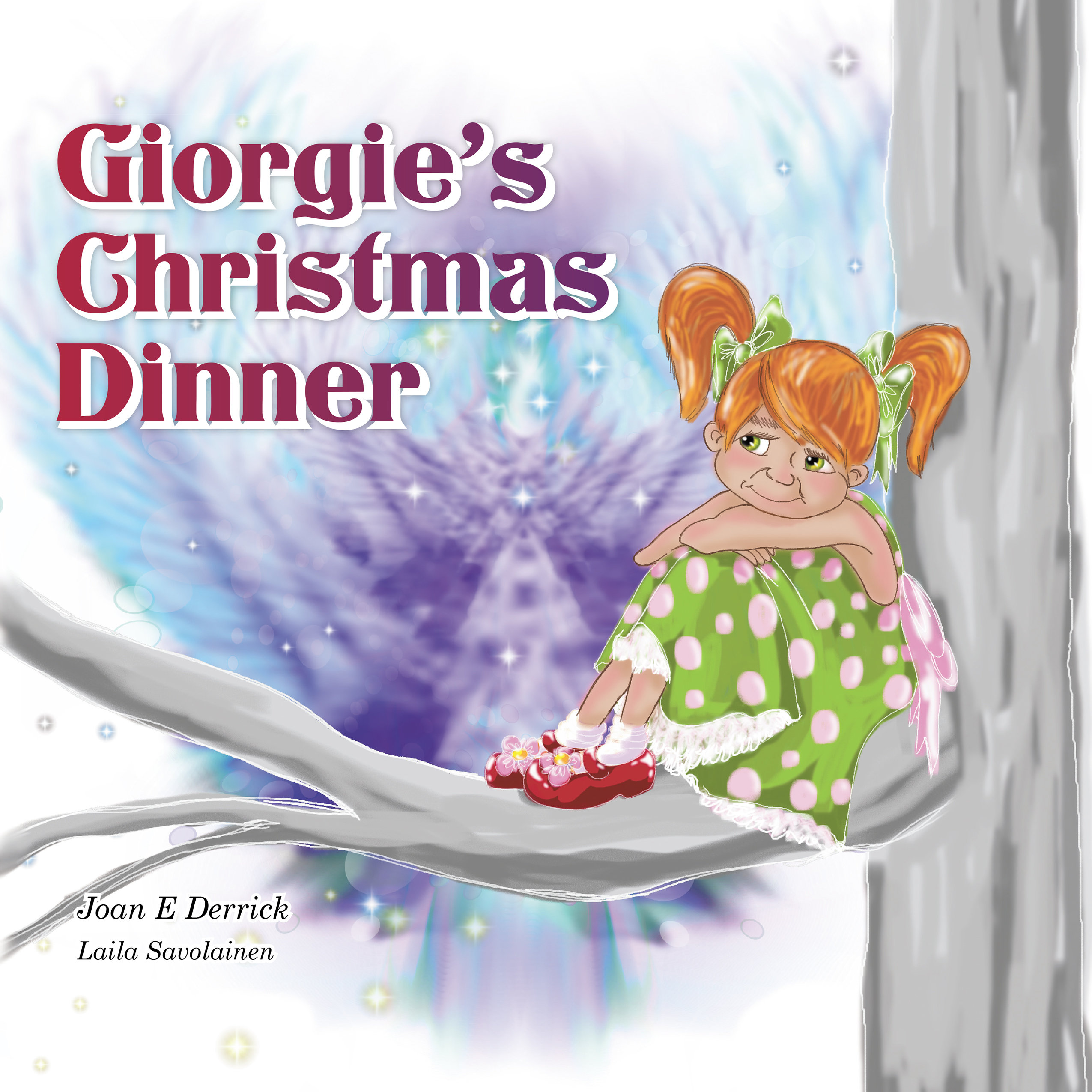 Giorgie's Christmas Dinner- Hard cover 00005