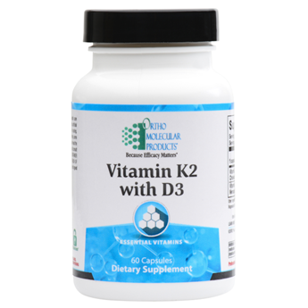 Vitamin K2 with D3, 60 count