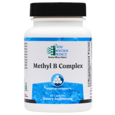 Methyl B Complex, 60 count