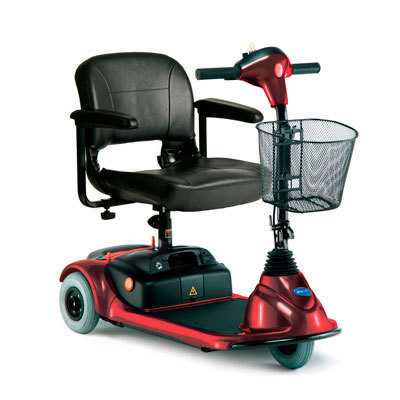 3-Wheel Portable Scooter