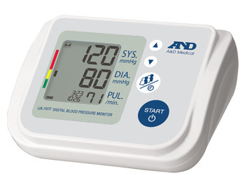 A and D Blood Pressure Monitor