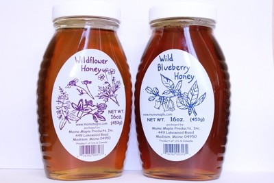 Organic Maple Syrup - Pure Maine Maple Syrup - Maine Maple