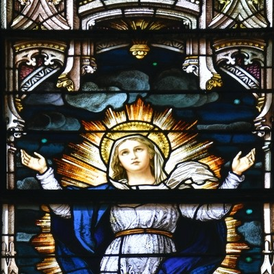 Inspired by Mary: Living by Her Example April 30, 2019