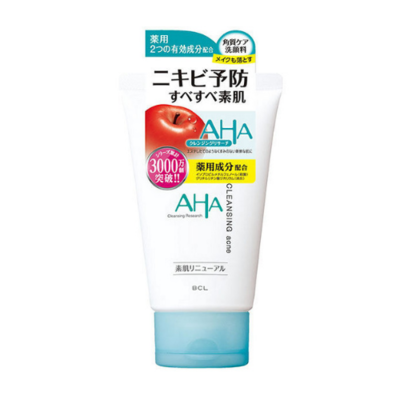 AHA Cleansing Research  CLEANSING Acne
