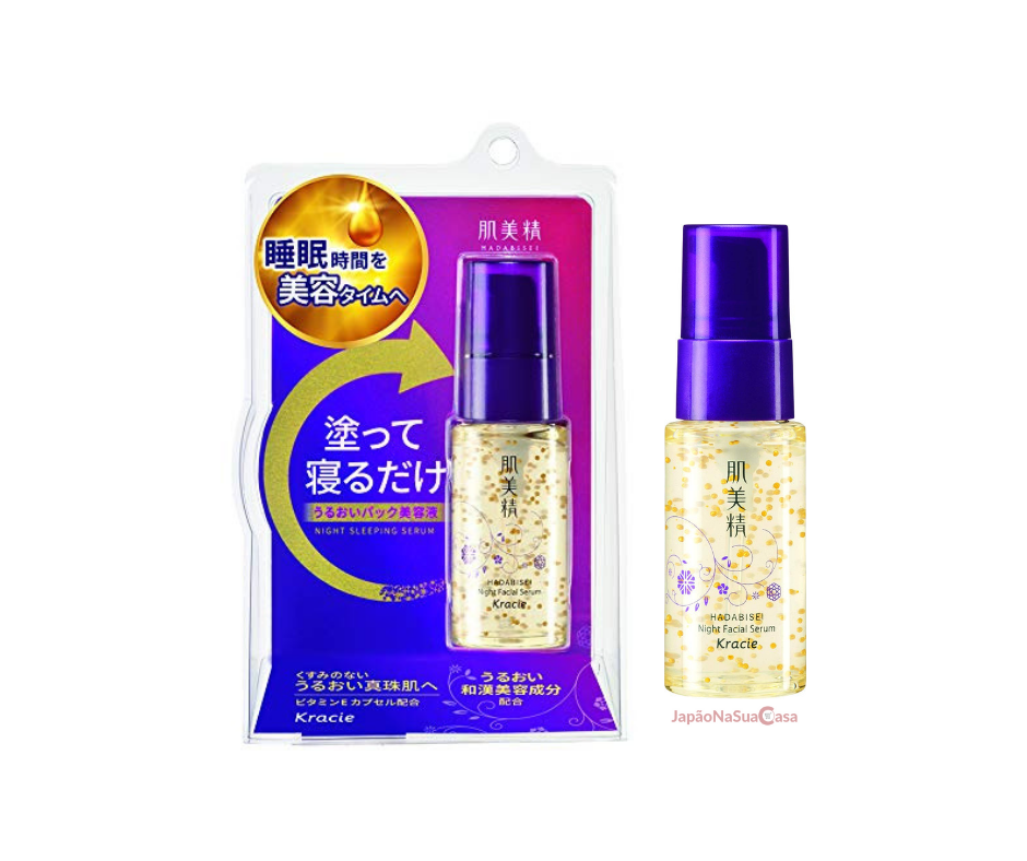 Hadabisei Night Sleeping Facial Serum
