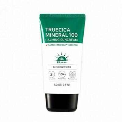 SOME BY MI Truecica Mineral 100 Calming Suncream SPF50+ PA++++
