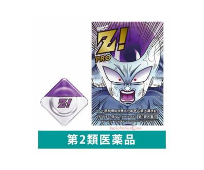 Rohto Z! PRO Eyewash - Dragon Ball Z
