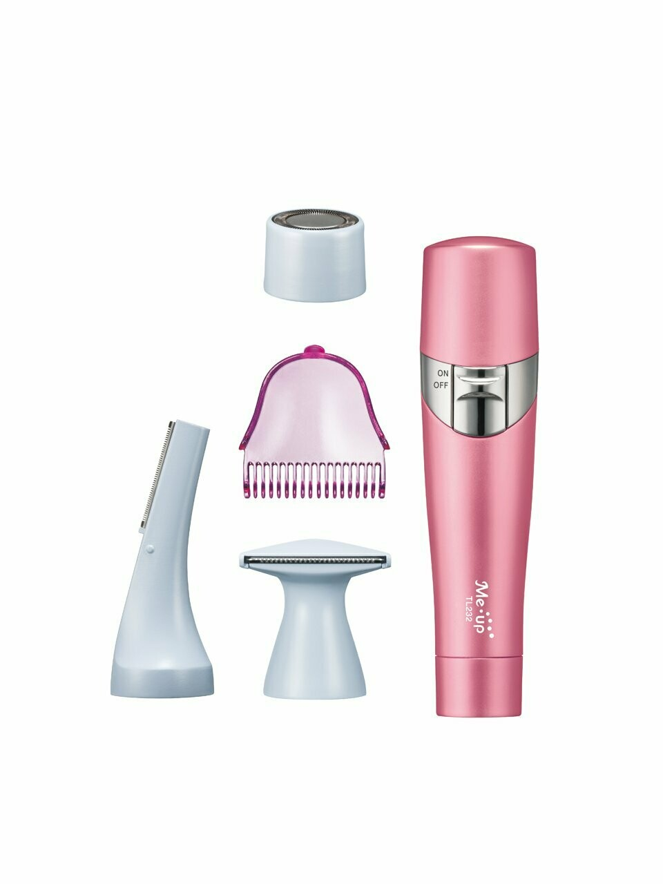 TESCOM Me.up Face & Body Shaver