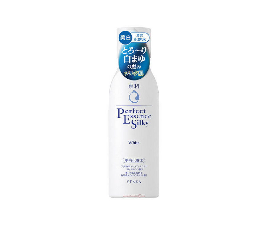 Shiseido Senka Perfect Essence Silk Lotion White