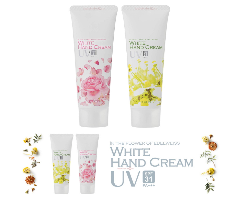 Manis White Hand Cream UV SPF31 PA+++