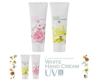 Manis White Hand Cream UV SPF31 PA+++