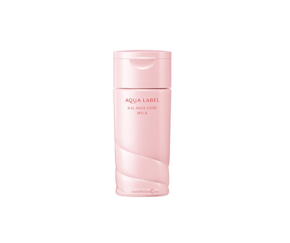 Shiseido AQUALABEL Balance Care Milk