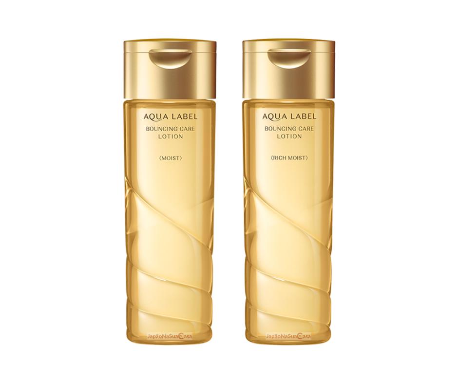 Shiseido AQUALABEL Bouncing Care