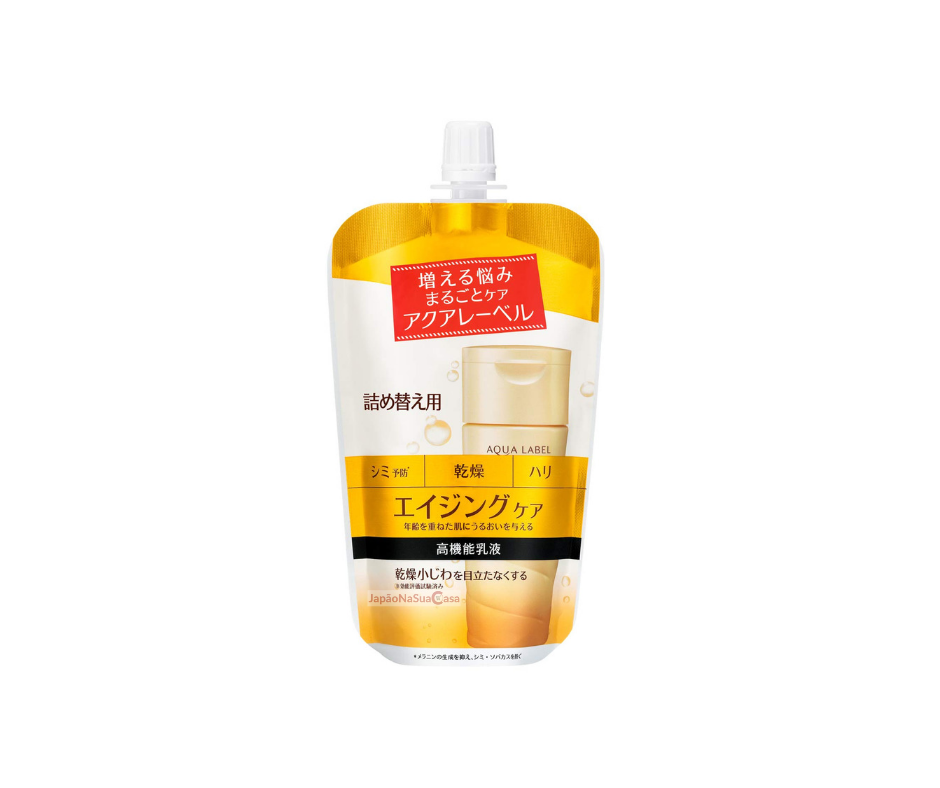 Shiseido AQUA LABEL Bouncing Care Milk Refil