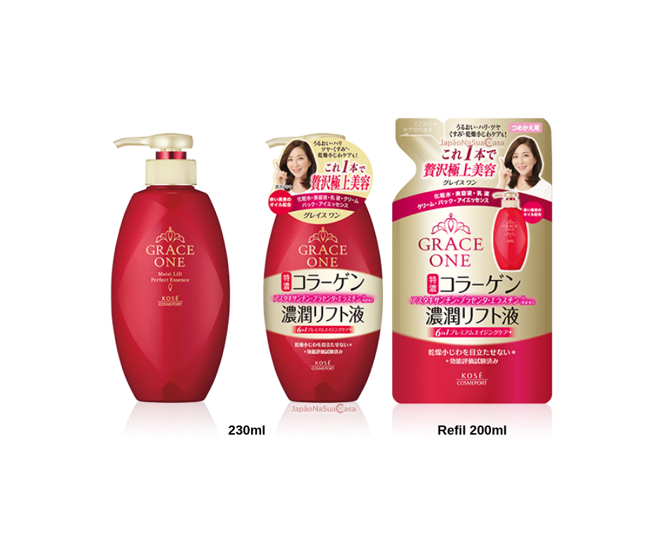 KOSÉ GRACE ONE Moist Lift Perfect Essence