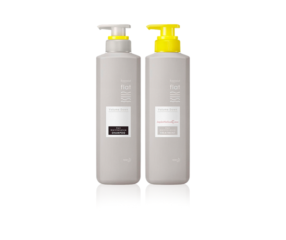 Essential flat Volume Down - KIT SHAMPOO & TREATMENT